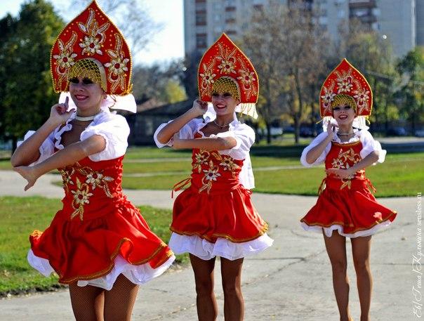 Costumes of folkdances?