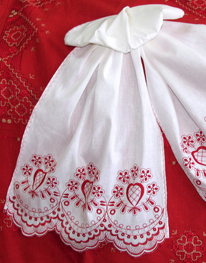 rushnik linen towel