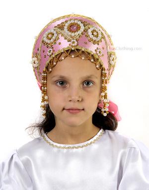 "Russian Kokoshnik ""Uzorny"""