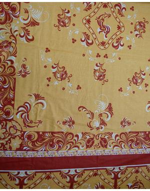 Russian textile ''Khokloma classic''