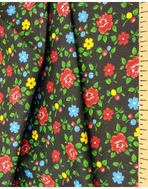 russian print fabric