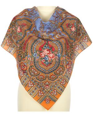 Wool shawl ''Desire''