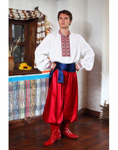 ukrainian costume for men