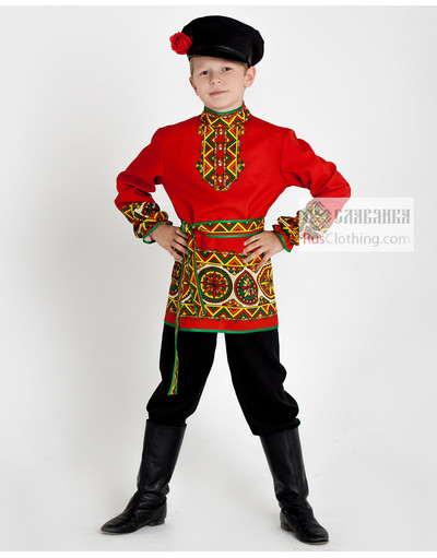 Traditional shirt for boy