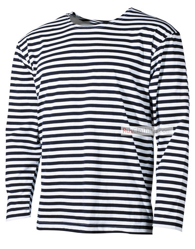 Russian navy shirt