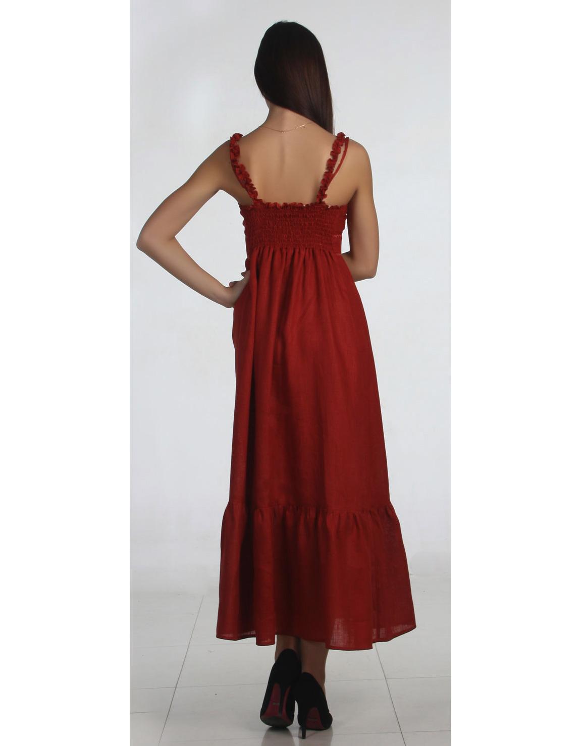 Summer Sarafan Dress Rusclothing Com