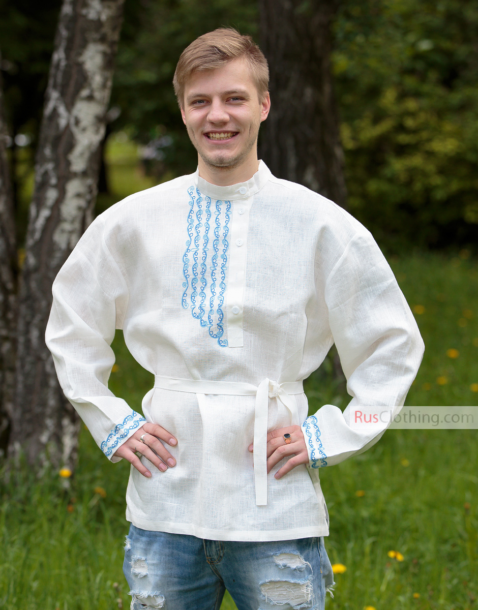 Embroidered Peasant Blouses