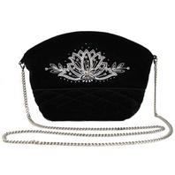 Black Evening Bag ''Enchantress''}