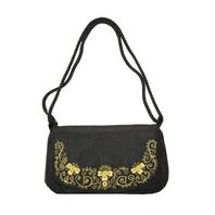 Clutch Evening Bag ''Camellia''}