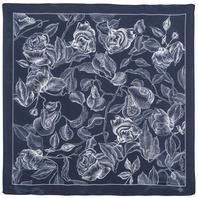 Silk scarf ''Elegance''