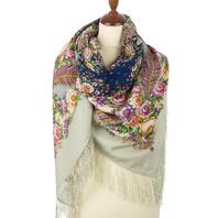 Wool shawl ''Princess''