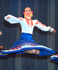 russian folk dance costume