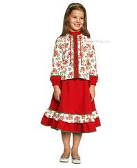 Russian costume
