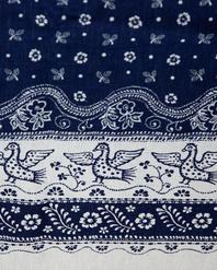 Russian textile ''Firebird''