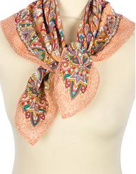 Cotton head scarf ''Sun''