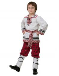 Folklore costume for boys ''Yaroslav''