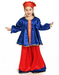 Masquerade costume for girls''Russian Maslenitsa''