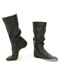 Folk ballet boots