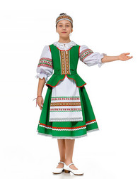 Traditional folk costume