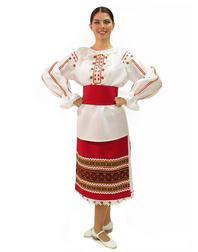 Moldova & Romanian costume