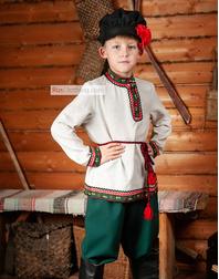 cossack costume