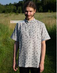 Traditional Russian shirt
