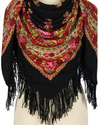 Wool shawl ''Roses garden''