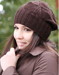French beret chocolate