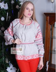 Russian peasan blouse