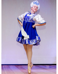 russian ballet dance dress