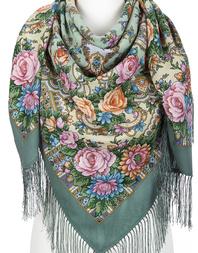Wool shawl ''Carmelita''