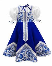 Russian ballet dance dress ''Olya''