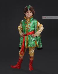 Russian costume Tsarevich Ivan