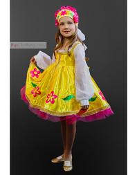 Matreshka costume girls