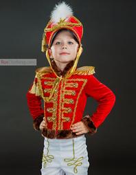 hussar costume boy