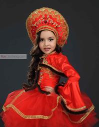 Russian ballet dress girls