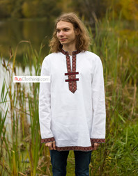Traditional Russian shirt