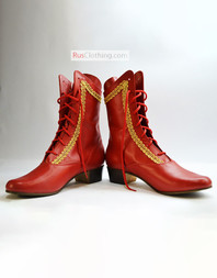 Russian shoes for dance