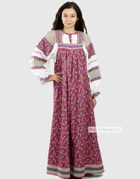Russian dress Yaroslava