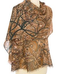 Shawl Wrap ''Fairy forest''