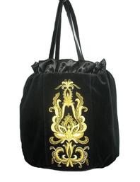 Black Evening Bag ''Isabel''}