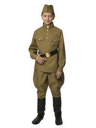 Soviet Uniform WW2