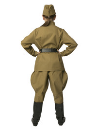 Red Army Uniform for women