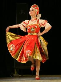 7 русских народных танцев