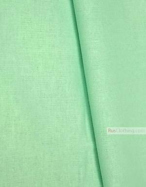 Tissu lin de Russie ''Minty''