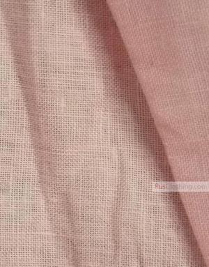 Tissu lin de Russie ''Light pink''
