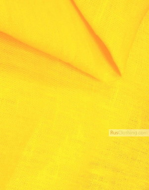 Tissu lin de Russie ''Amber''