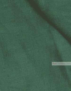 Tissu lin de Russie ''The Sea''