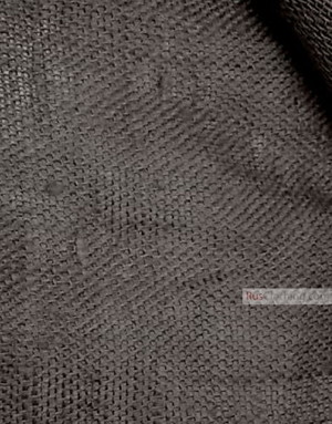 Tissu lin de Russie ''discharged, bleached''