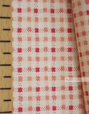 Tissu géométrique au metre ''Small Square''}